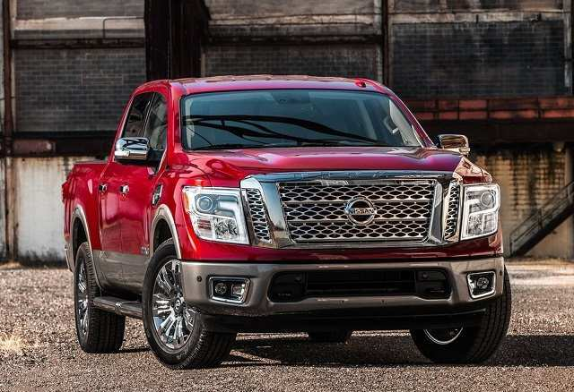 94 A Nissan Titan 2020 Review And Release Date
