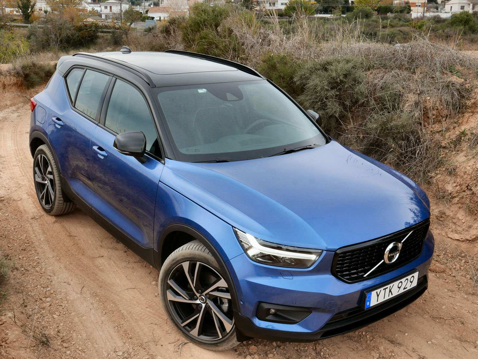 94 A Volvo 2019 Xc40 Review Price And Release Date