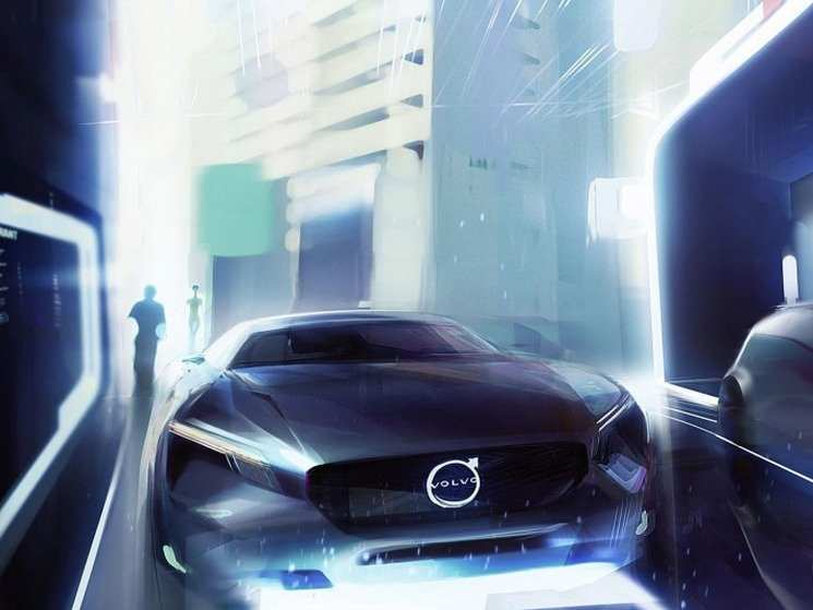 94 A Volvo To Go Electric By 2019 Ratings