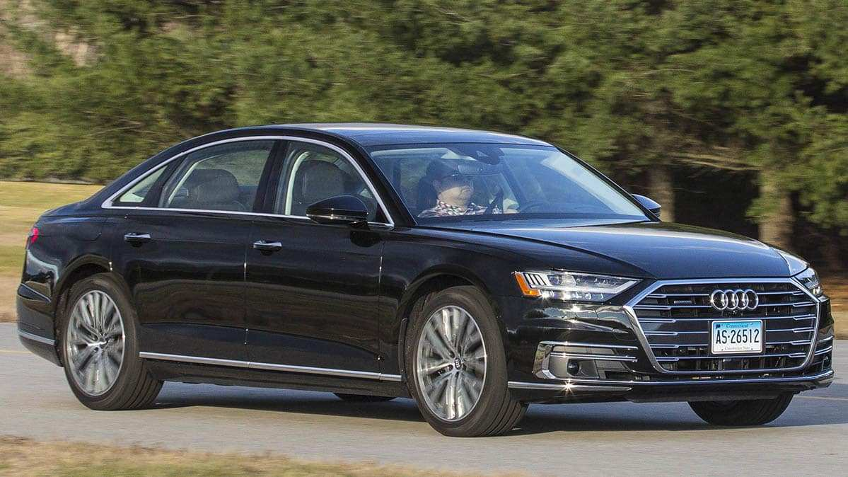 94 All New 2019 Audi A8 History
