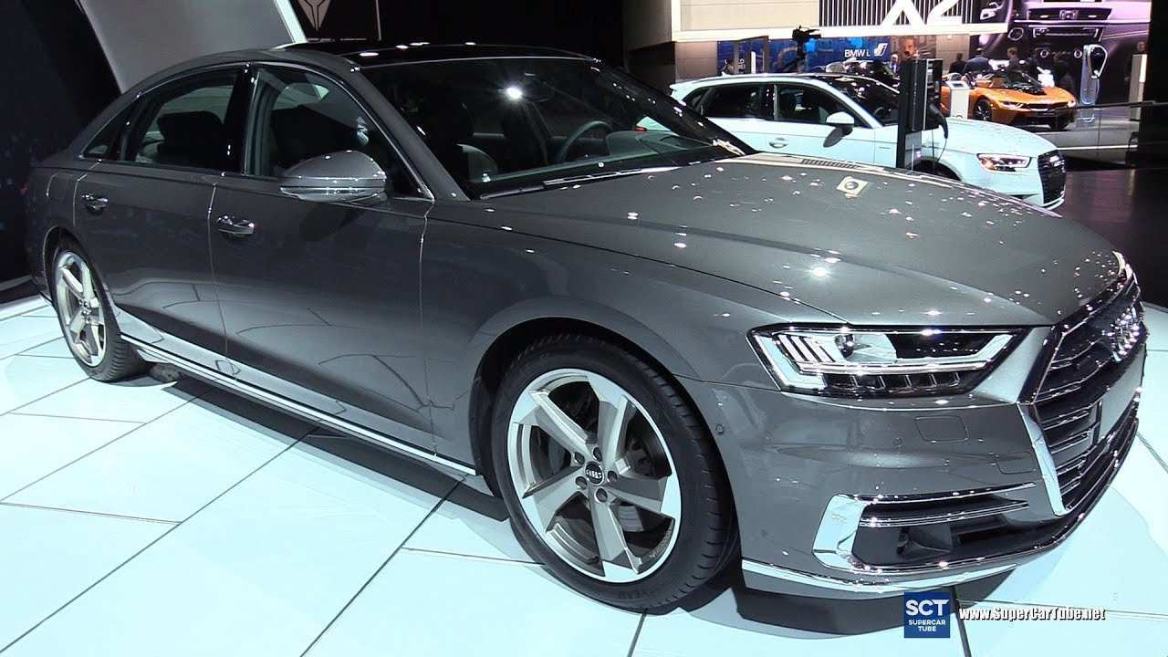 94 All New 2019 Audi A8 L In Usa Style