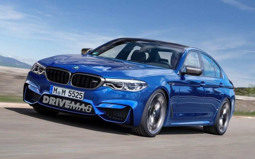 94 All New 2019 BMW M5 Get New Engine System Performance And New Engine