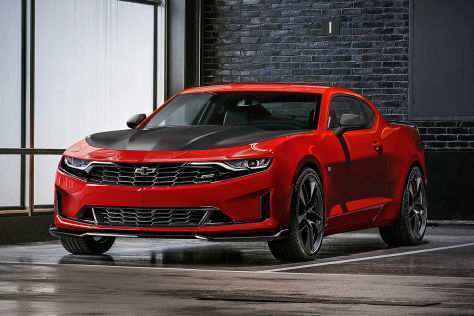 94 All New 2019 Chevy Camaro Review And Release Date