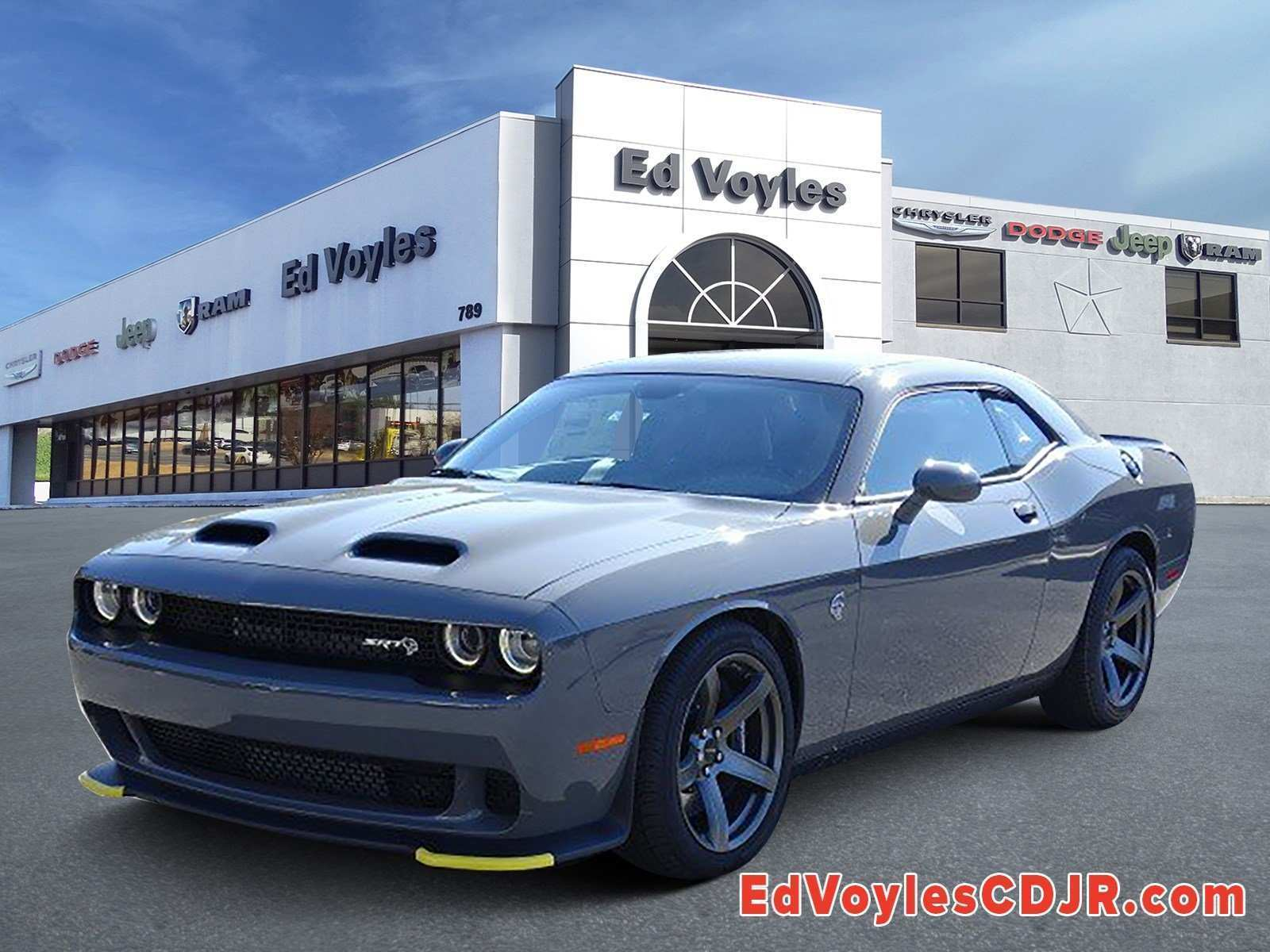 94 All New 2019 Dodge Challenger Srt Concept And Review
