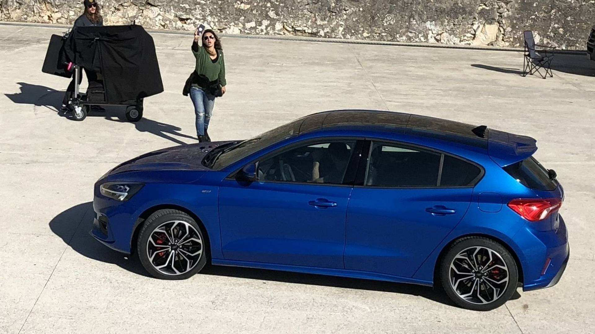 94 All New 2019 Ford Focus Rs St Wallpaper