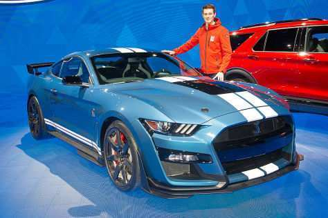 94 All New 2019 Ford Mustang Gt500 Exterior And Interior