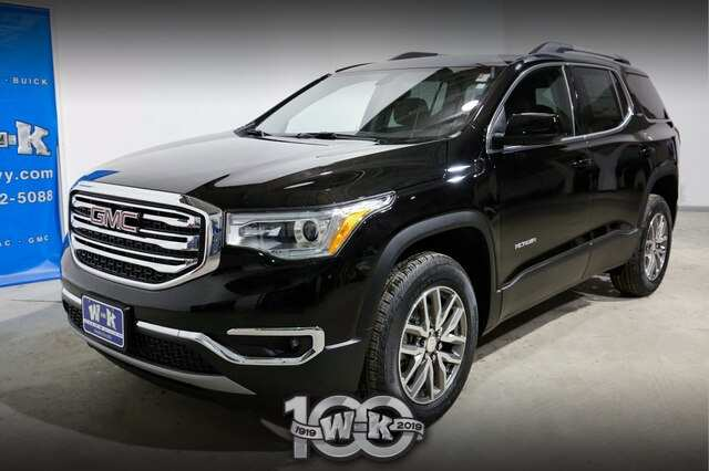 94 All New 2019 GMC Acadia Redesign And Concept