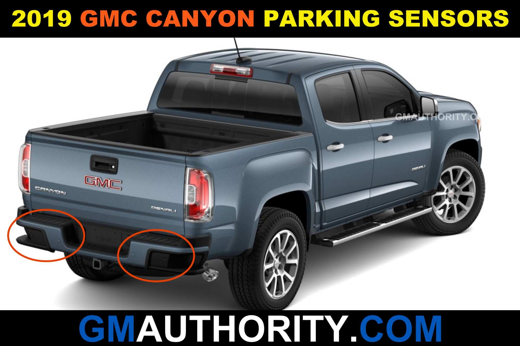 94 All New 2019 GMC Canyon Pictures
