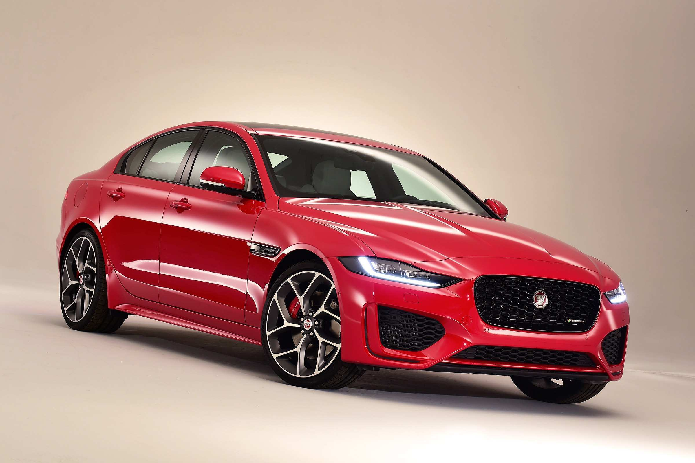 94 All New 2019 Jaguar XE New Concept