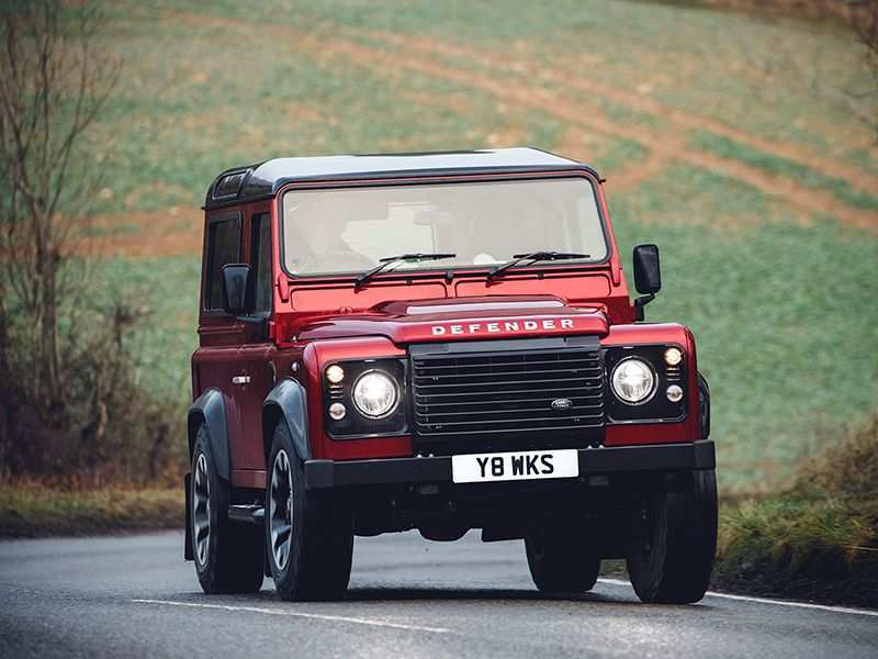 94 All New 2019 Land Rover Defender Price And Review