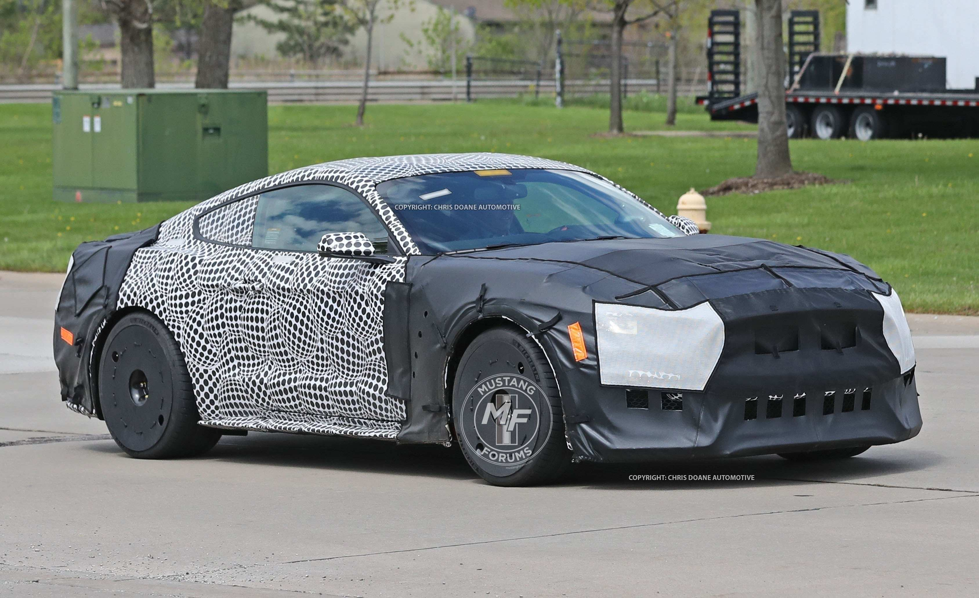 94 All New 2019 The Spy Shots Ford Mustang Svt Gt 500 Release Date