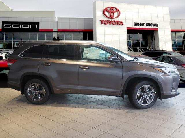 94 All New 2019 Toyota Highlander Redesign