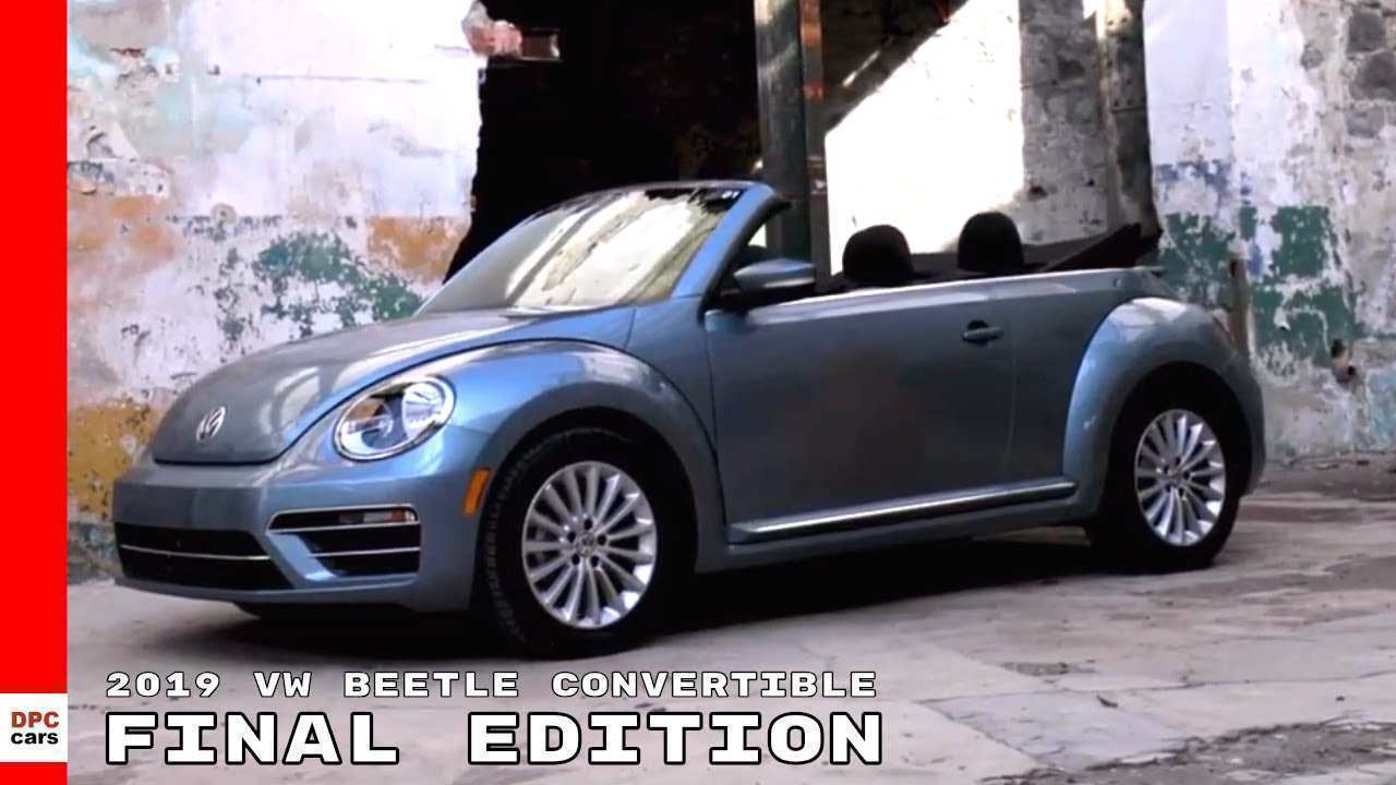 94 All New 2019 Volkswagen Beetle Convertible Specs And Review