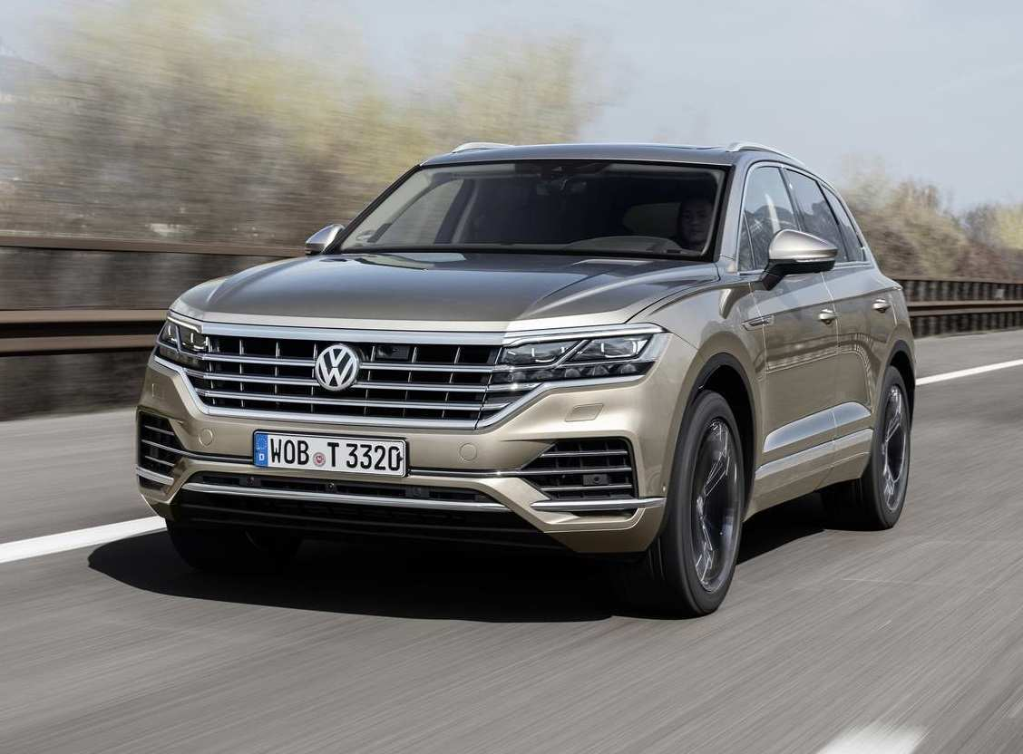 94 All New 2019 Vw Touareg Tdi Release Date
