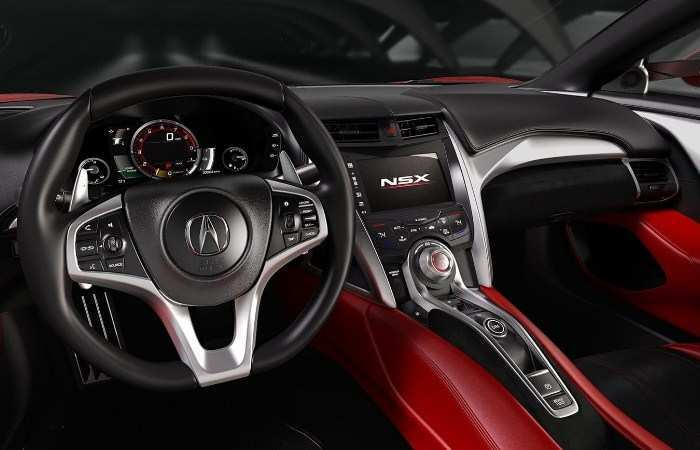 94 All New 2020 Acura NSXs Picture