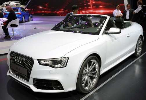 94 All New 2020 Audi Rs5 Cabriolet Performance