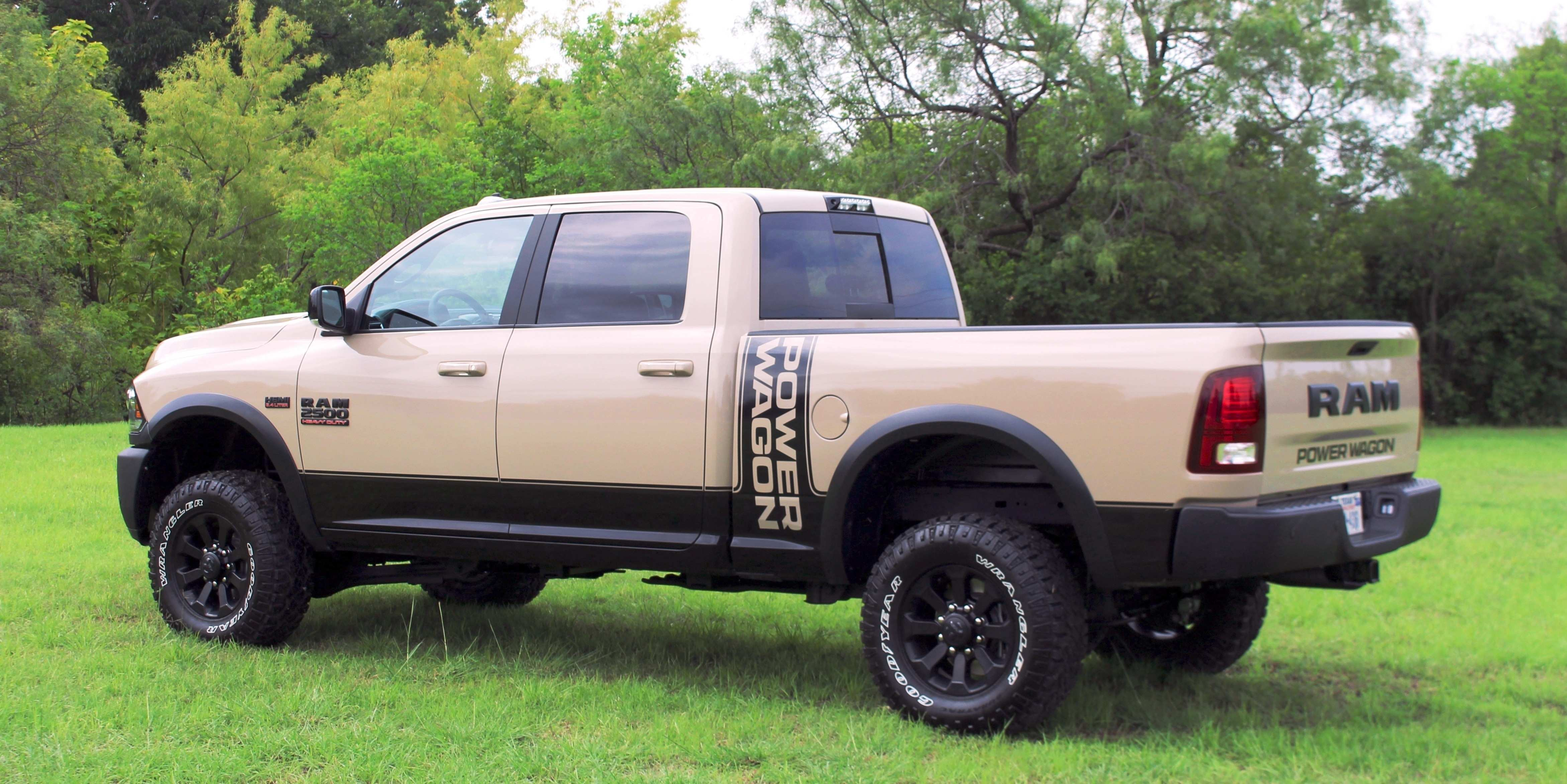 94 All New 2020 Dodge Power Wagon Specs And Review