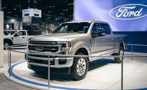 94 All New 2020 Ford F100 First Drive