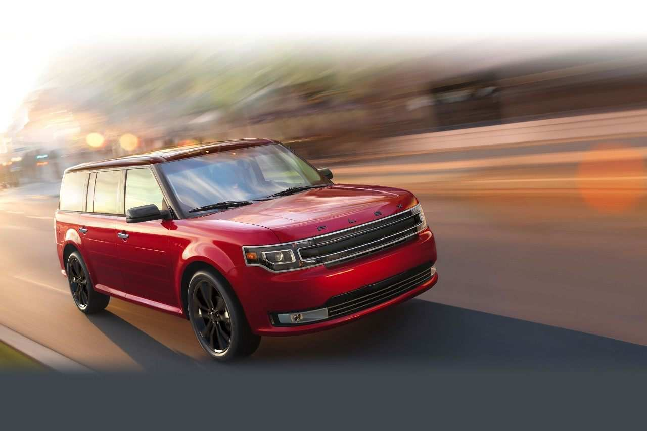 94 All New 2020 Ford Flex S Photos