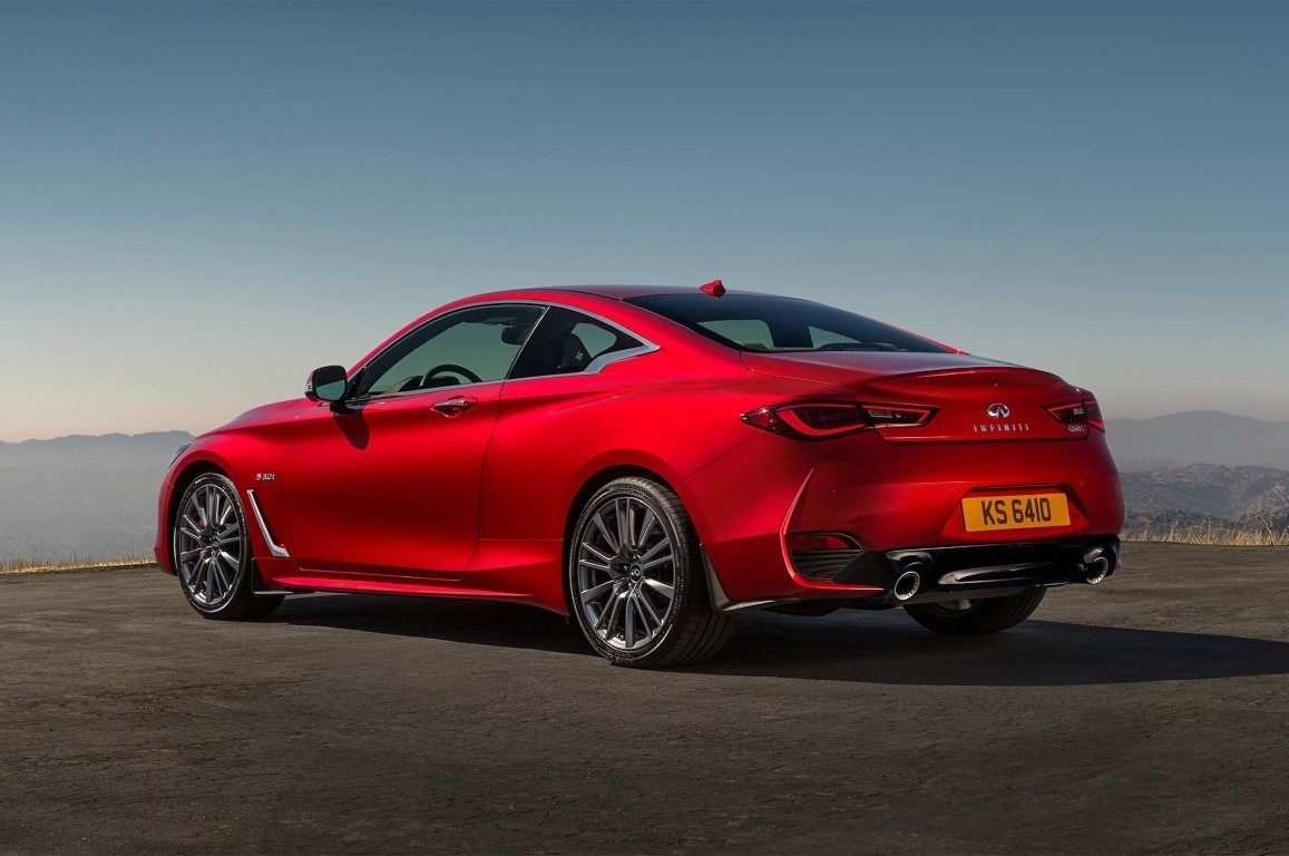 94 All New 2020 Infiniti Q60s Images