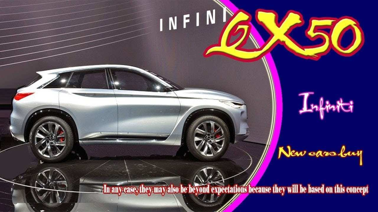 94 All New 2020 Infiniti QX50 Redesign And Concept