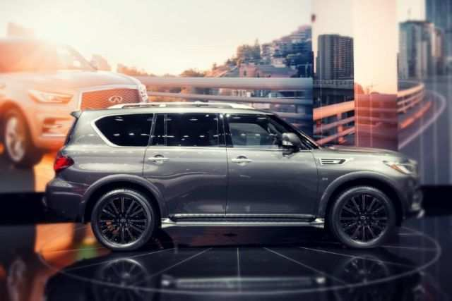 94 All New 2020 Infiniti Qx80 Changes Spy Shoot