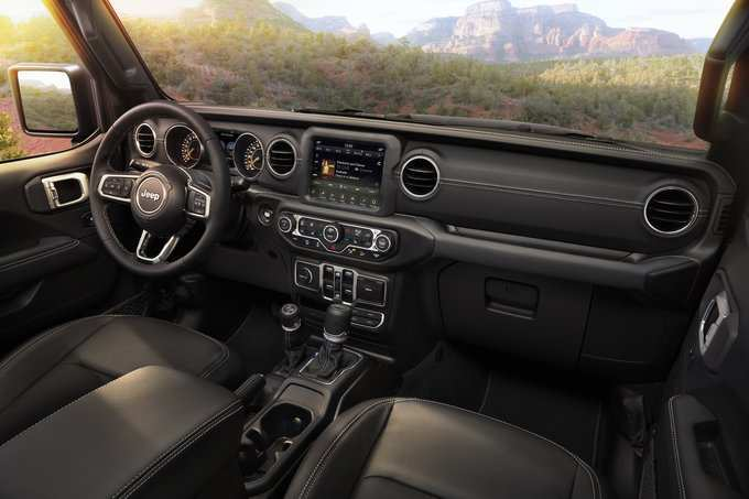 94 All New 2020 Jeep Wrangler Unlimited New Concept