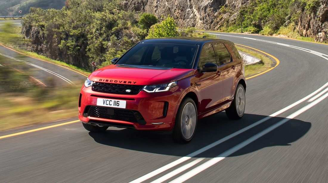 94 All New 2020 Land Rover Discovery Sport Wallpaper