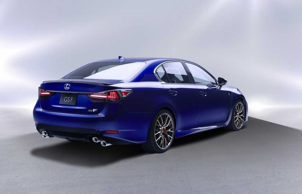 94 All New 2020 Lexus GS F Reviews