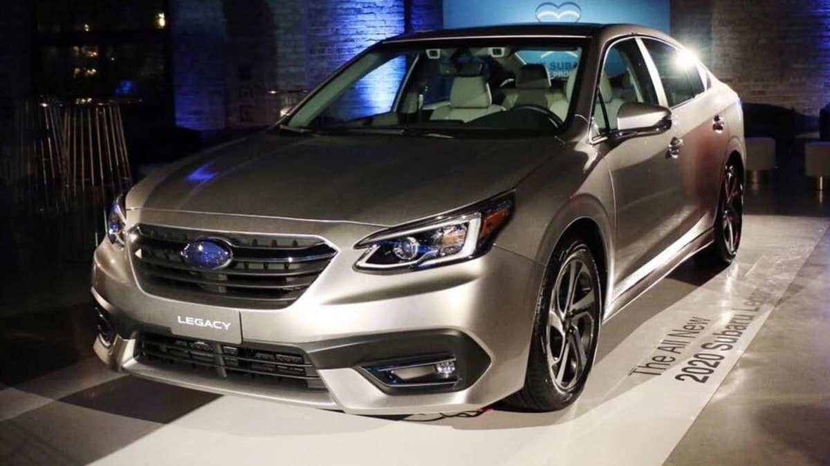94 All New 2020 Subaru Legacy Turbo Gt Configurations