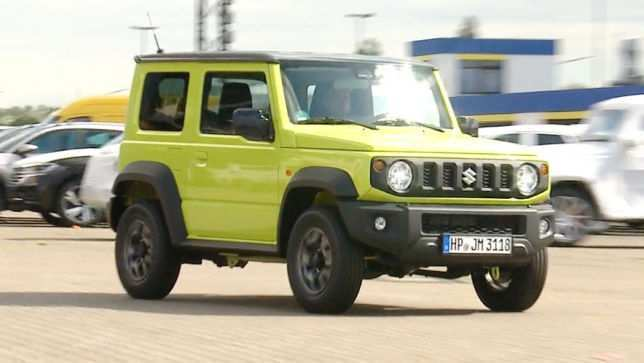 94 All New 2020 Suzuki Jimny Release Date