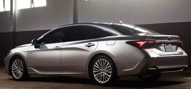 94 All New 2020 Toyota Avalon Concept