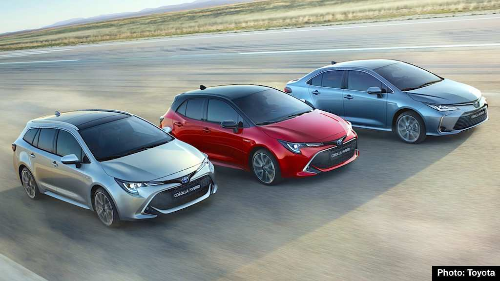 94 All New 2020 Toyota Corolla Hatchback Configurations