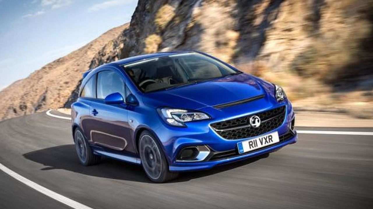 94 All New 2020 Vauxhall Corsa VXR Redesign