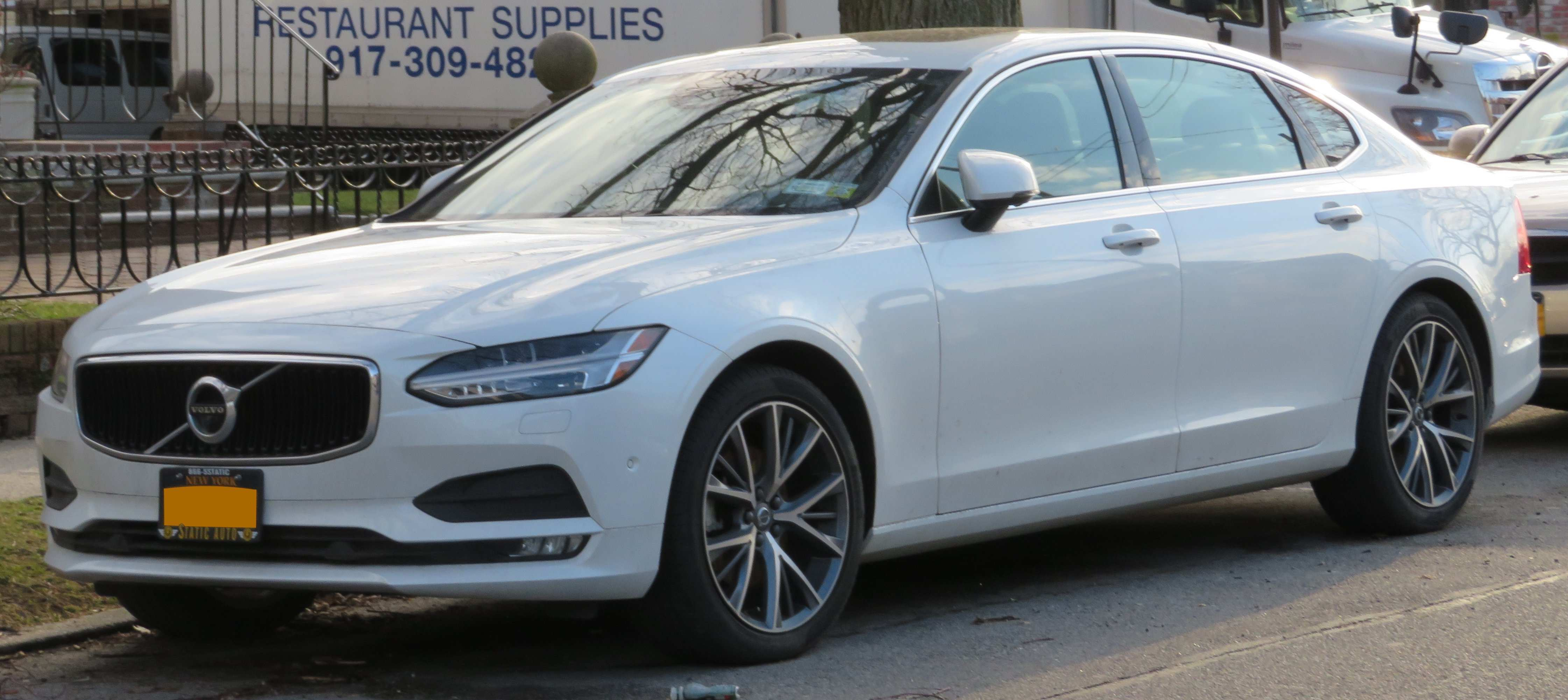 94 All New 2020 Volvo V90 Specification New Concept