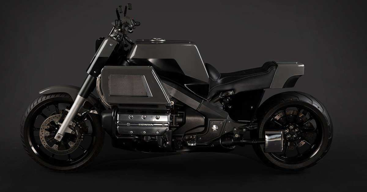 94 All New Honda Valkyrie 2020 First Drive