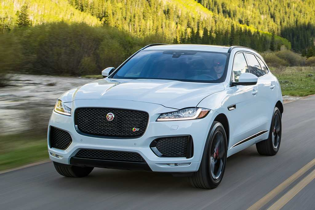 94 All New Jaguar Suv 2019 Overview