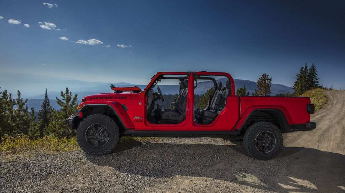 Jeep Rubicon Truck 2020   Review Cars 2020