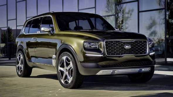 94 All New Kia New Suv 2019 Images