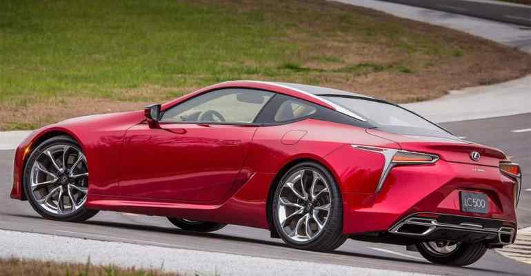 94 All New Lexus 2019 Coupe Ratings