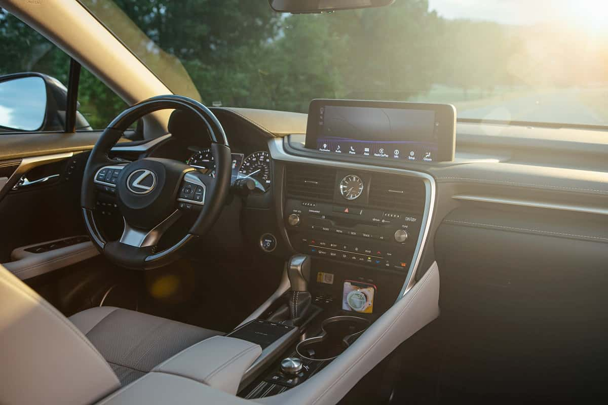 94 All New Lexus Android Auto 2020 Redesign And Review