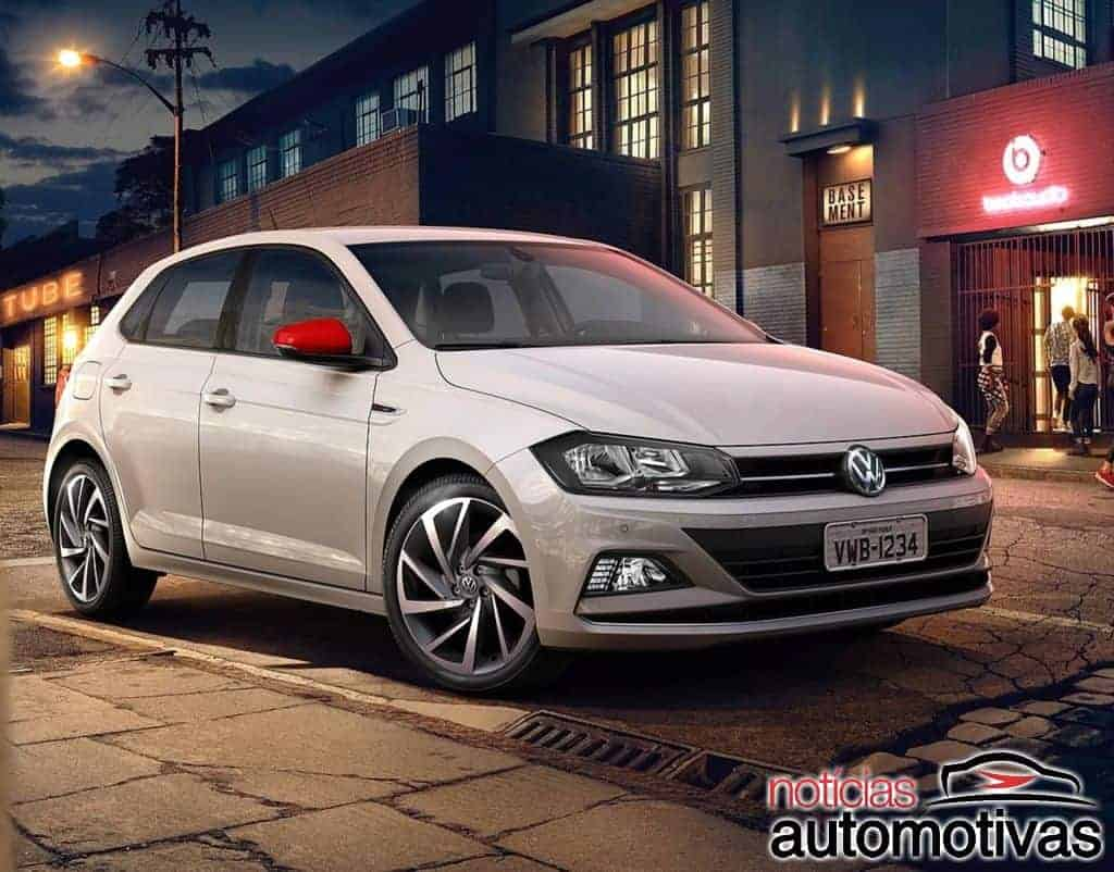 94 All New Linha Volkswagen 2019 First Drive