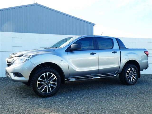 94 All New Mazda Bt 50 Pro 2019 Engine