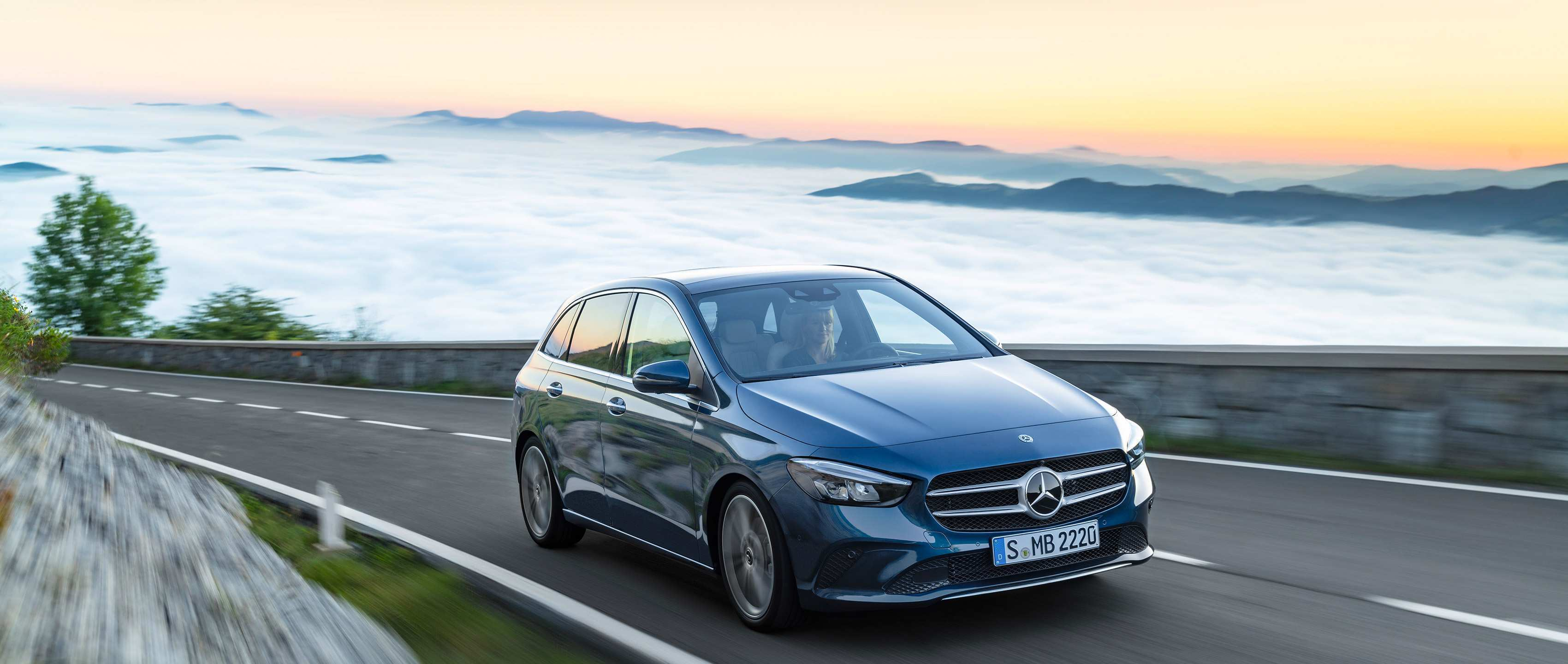 94 All New Mercedes 2019 B Class Performance And New Engine