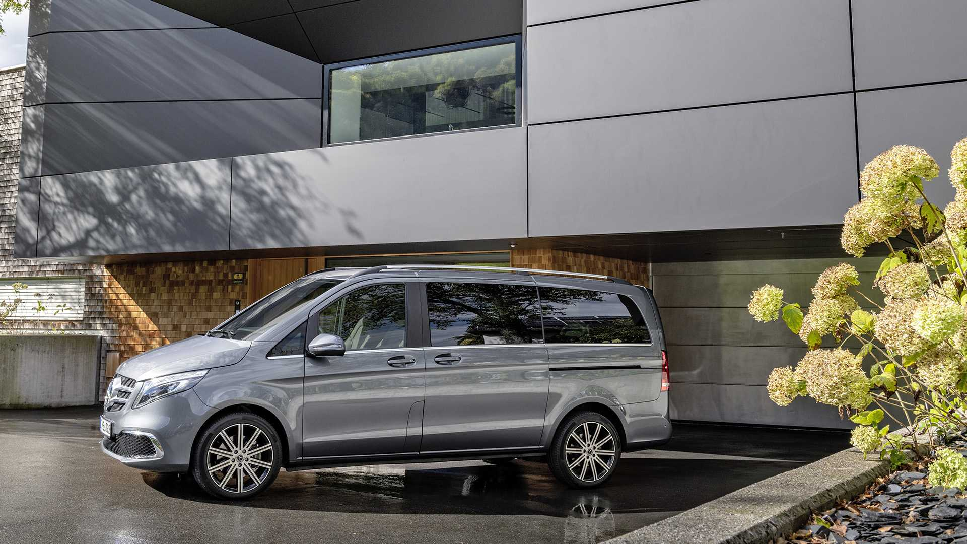 94 All New Mercedes V Klasse 2019 New Concept