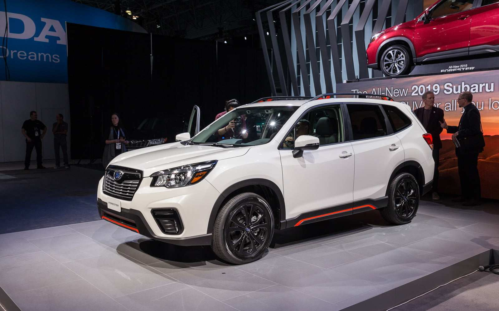 94 All New Next Generation Subaru Forester 2019 Review And Release Date