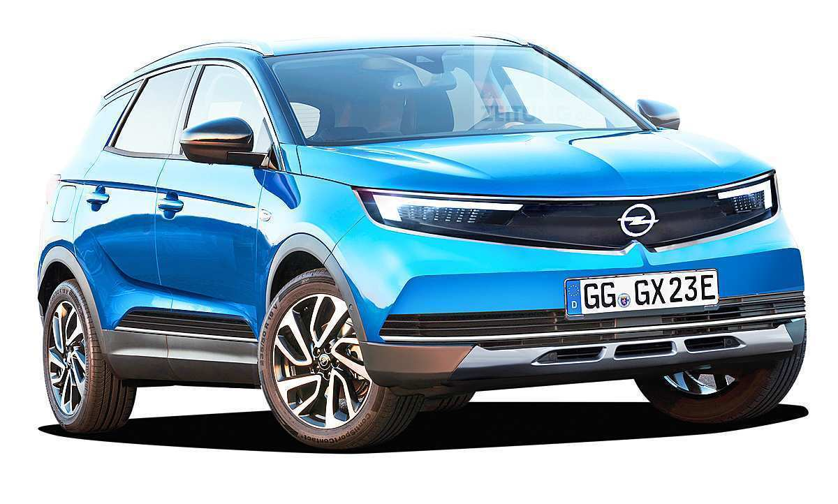 94 All New Opel Grandland X Facelift 2020 Overview