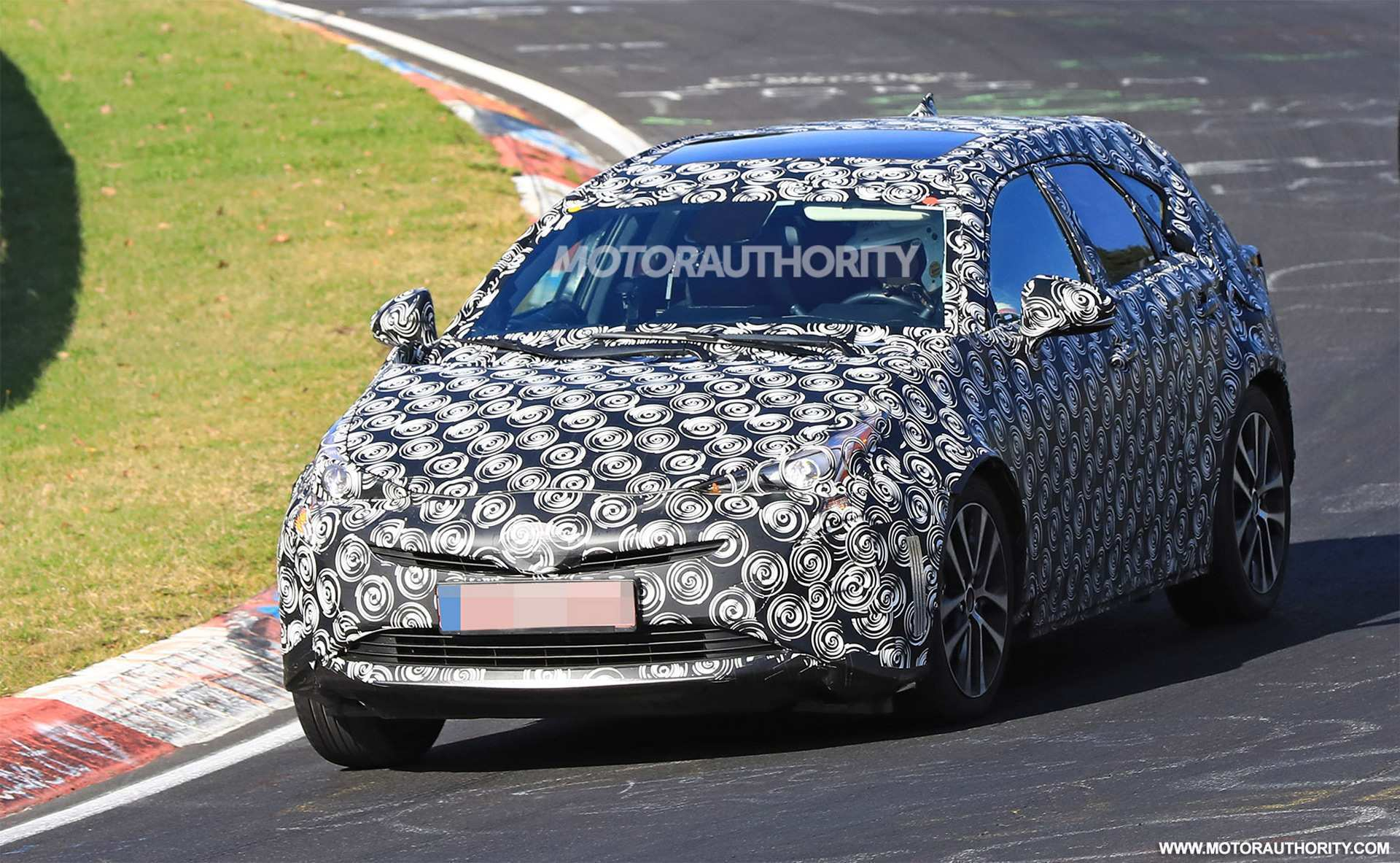 94 All New Spy Shots Toyota Prius Price And Review