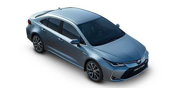 94 All New Toyota Corolla 2020 Price Spy Shoot
