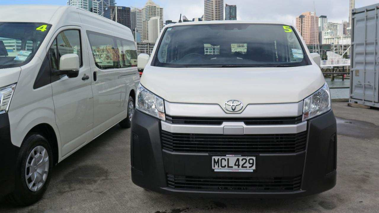 94 All New Toyota Hiace 2019 Exterior And Interior